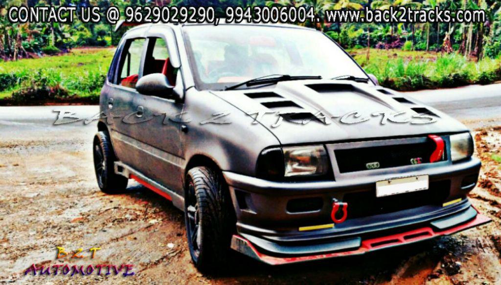 Back2tracks Car Spoilers Car Body Kits In Coimbatore