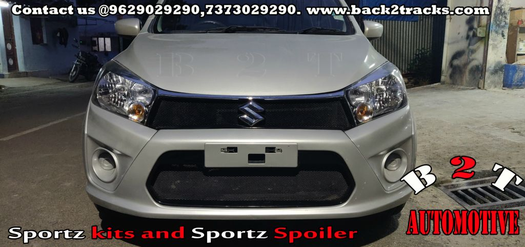 Back2Tracks - Car Spoilers & Car Body kits in Coimbatore