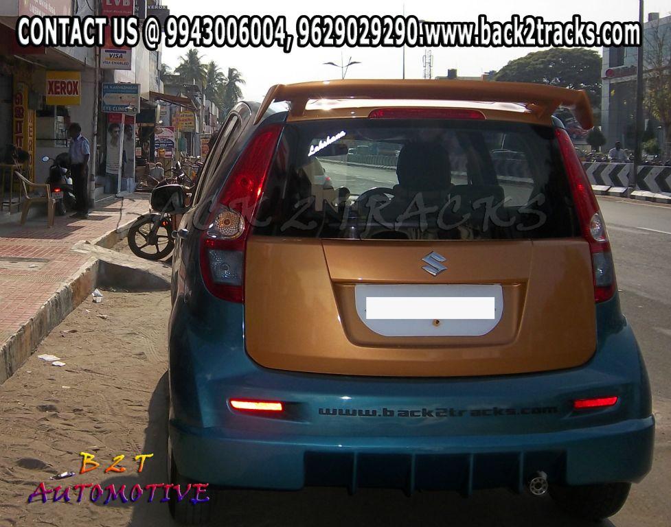 Back2Tracks - Car Spoilers & Car Body kits in Coimbatore