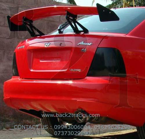 Back2tracks Car Spoilers Amp Car Body Kits In Coimbatore